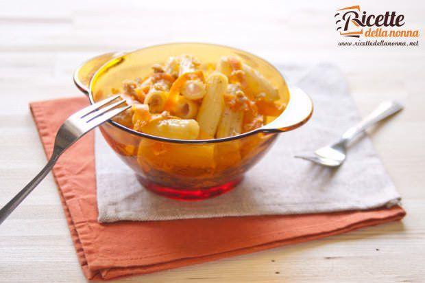 pasta tonno carote