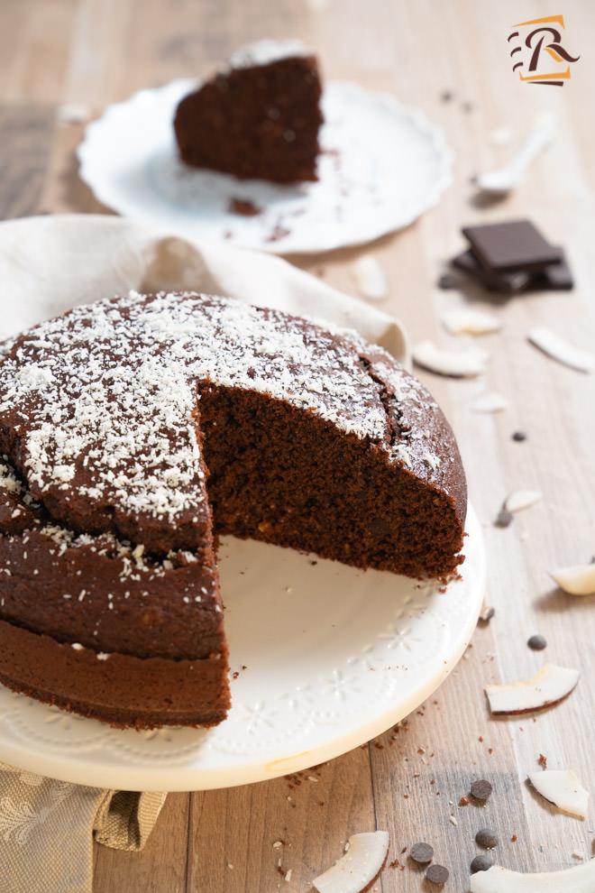 Torta cocco e cacao