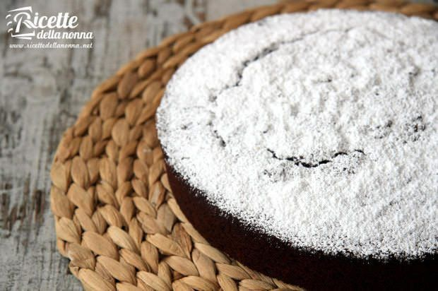 Torta al cocco e cacao ricetta e foto