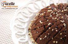 Zuccotto ricotta, cocco e cioccolato