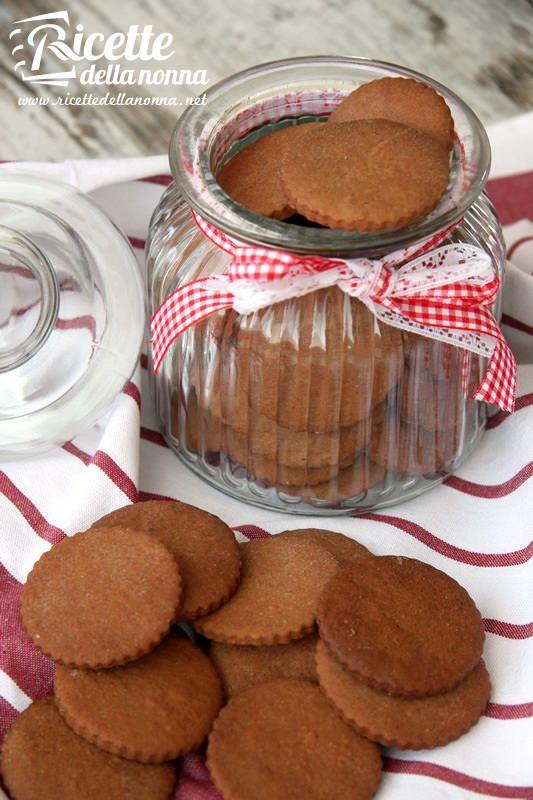 Biscotti alla Nutella ricetta e foto