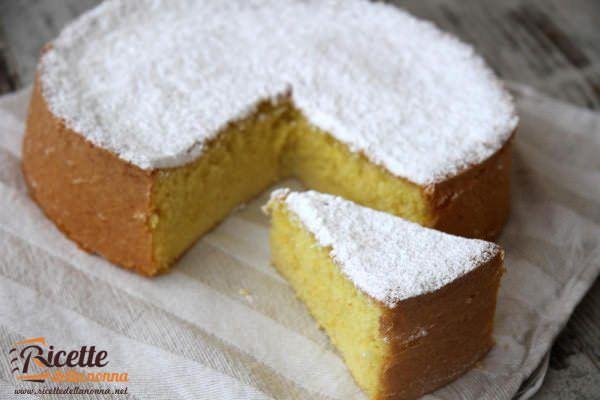 Pasta o torta genoise (genovese)