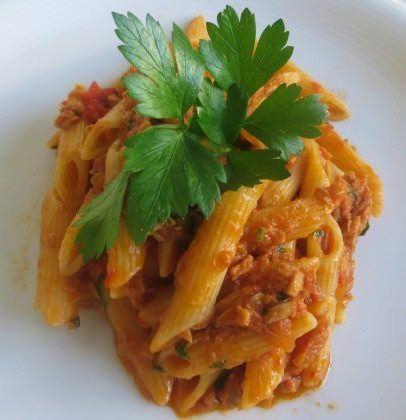 tonno, pomodori Pachino