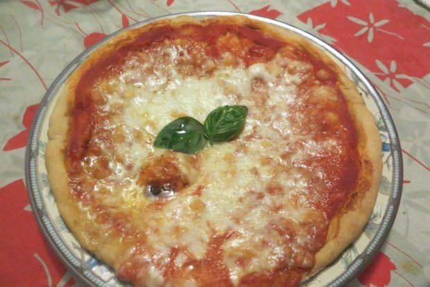 Pizza margherita ricetta e foto