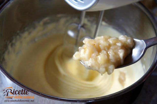 plumcake banane colazione