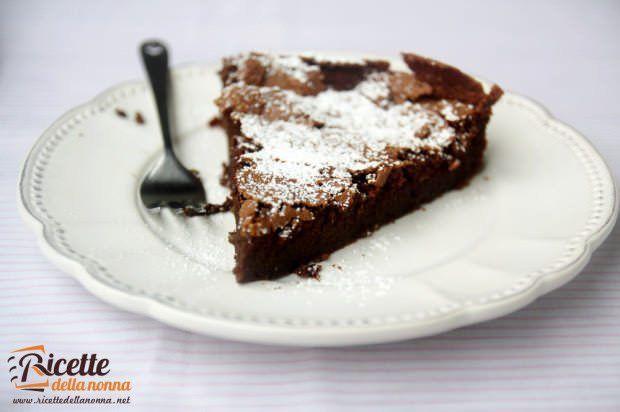 Torta Al Cioccolato E Caffé Ricette Della Nonna