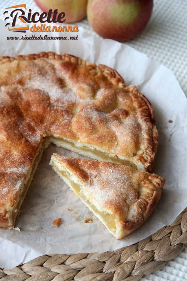 Ricetta torta cuor di mela