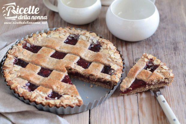 Linzer Torte ricetta e foto