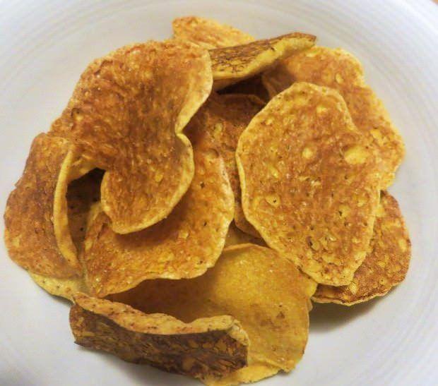 Tegoline di farina di mais ricetta e foto