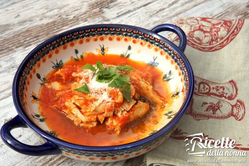 Trippa alla romana ricette della nonna for Piatti tipici della cucina romana