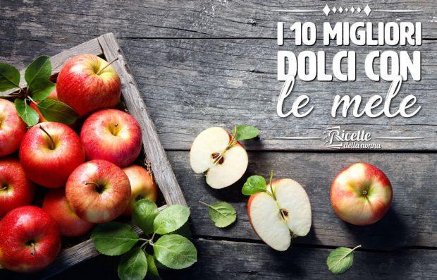 I 10 migliori dolci alle mele