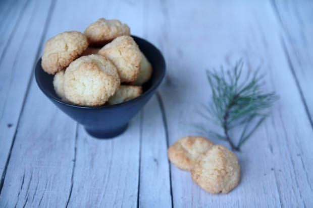 Biscotti al cocco ricetta e foto