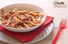 Maccheroni freschi al sugo veloce di pomodori secchi