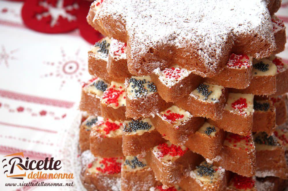 Pandoro farcito con crema al mascarpone: a Christmas treat | Italy ...