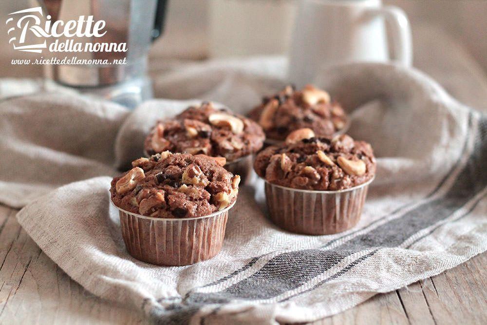 Muffin al caffè ricetta e foto