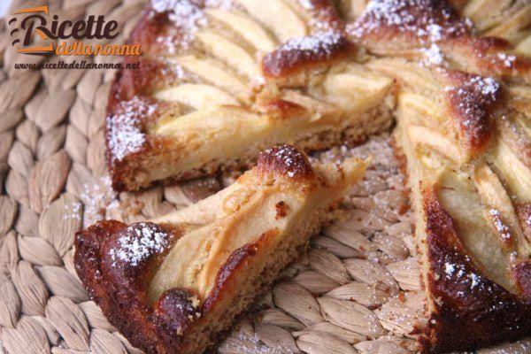 Ricetta torta di mele e miele