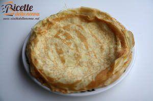 Crespelle (ricetta base)