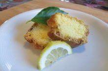 Ciambella senza glutine con albicocche, limone e cannella