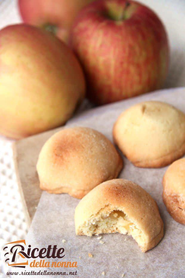 Ricetta cuor mela