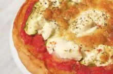 Pizza rustica con zucchine e ricotta
