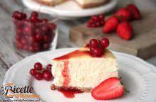 Cheesecake cotta al Philadelphia
