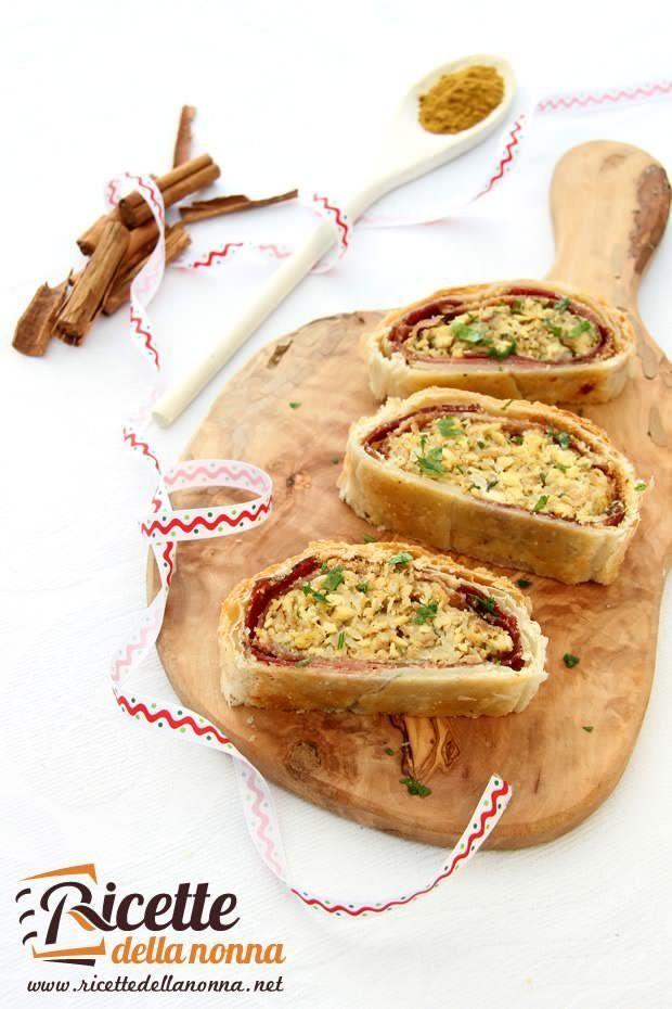 Pollo speziato in crosta croccante