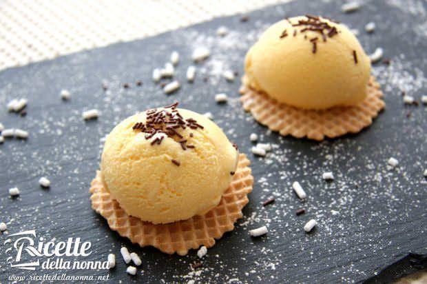 come fare il gelato alla crema