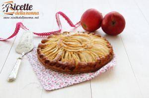 Torta di mele al profumo di cannella