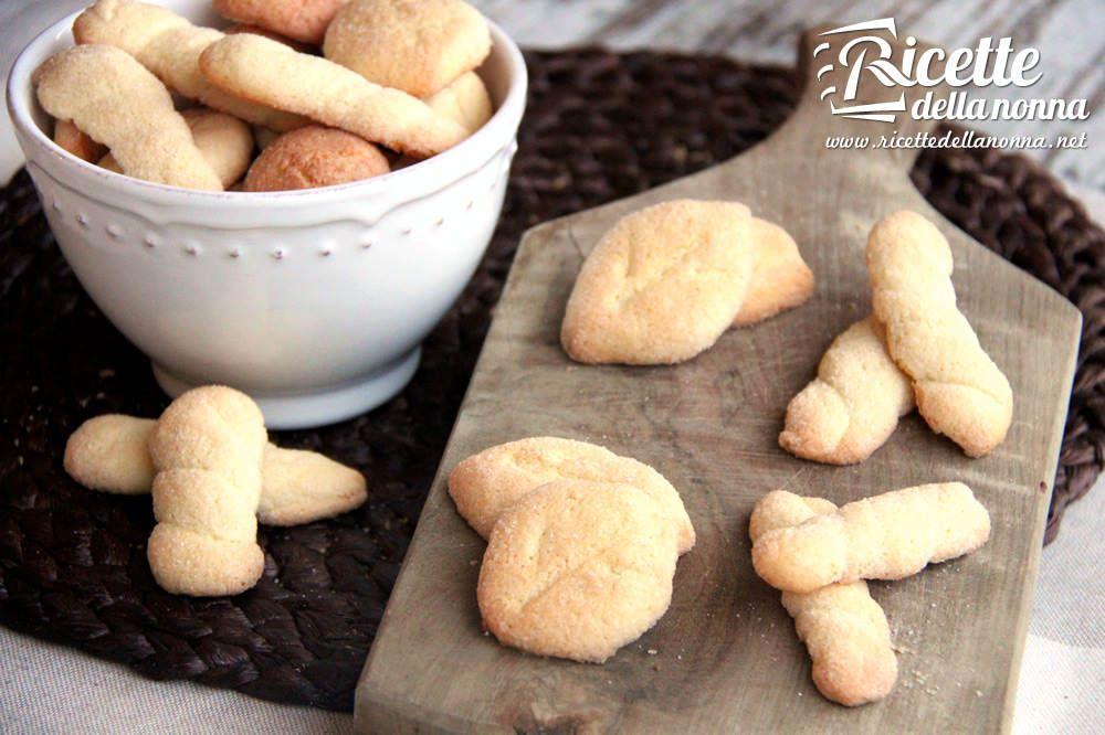 Ricetta di biscotti semplici ma buoni