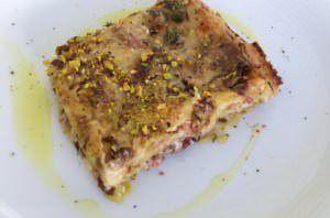 Lasagne rustiche al radicchio trevigiano