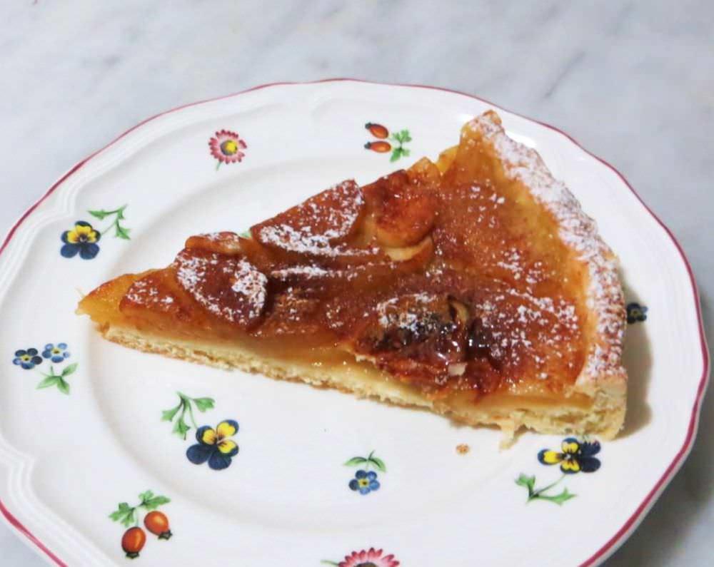Crostata di mele ricette della nonna for Crostata di mele