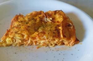 Lasagne affumicate