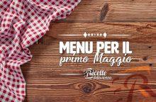 Menù 1 Maggio