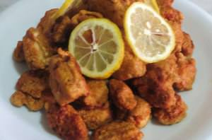 Pollo fritto in pastella integrale