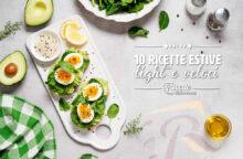 Le 10 migliori ricette estive light e veloci