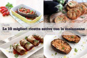 Foto 10 migliori ricette con le melanzane