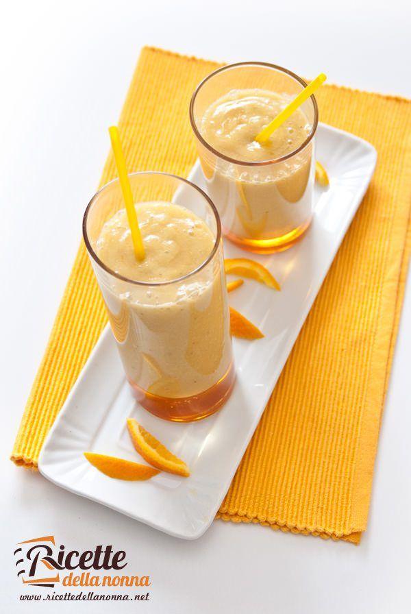 smoothie al mango e miele