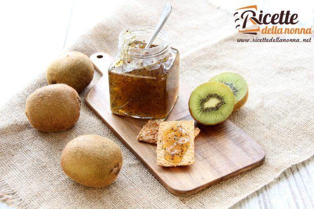 Marmellata di kiwi