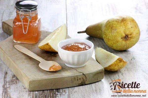 Marmellata (confettura) di pere