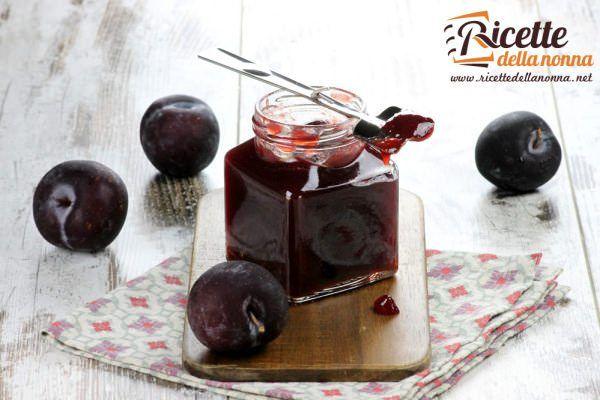 Marmellata (confettura) di prugne