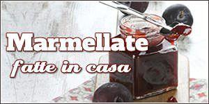 Ricette per marmellate, confetture e gelatine