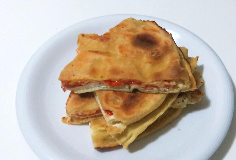 Focaccia di pasta matta alla ricotta ricette della nonna for Ricette di pasta