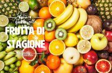 Frutta di stagione in Italia