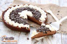 Crostata super cioccolatosa