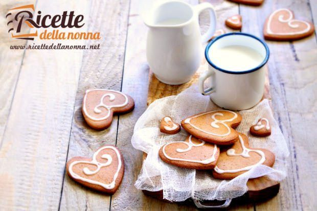 Ricetta biscotti svedesi alle spezie senza glutine