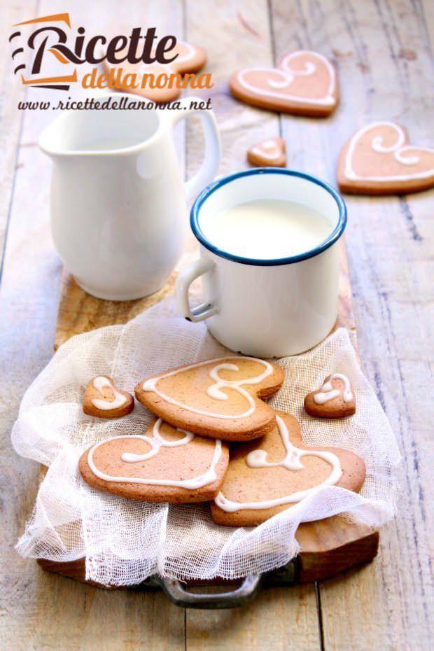 Foto biscotti svedesi alle spezie senza glutine