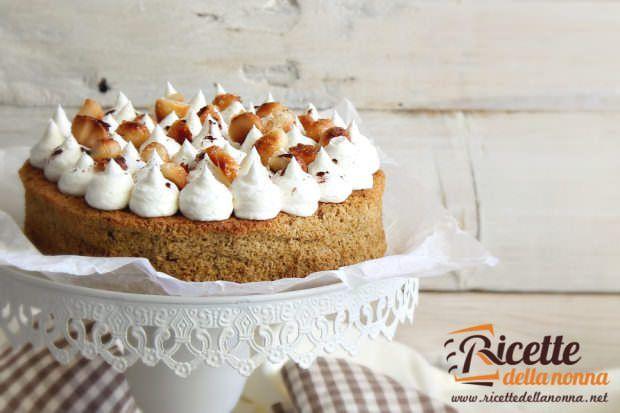 Ricetta torta senza glutine al caffè e noci di macadamia