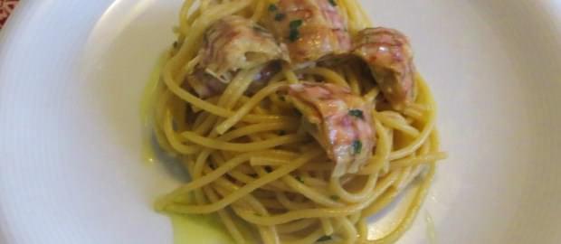 Spaghetti con le cicale