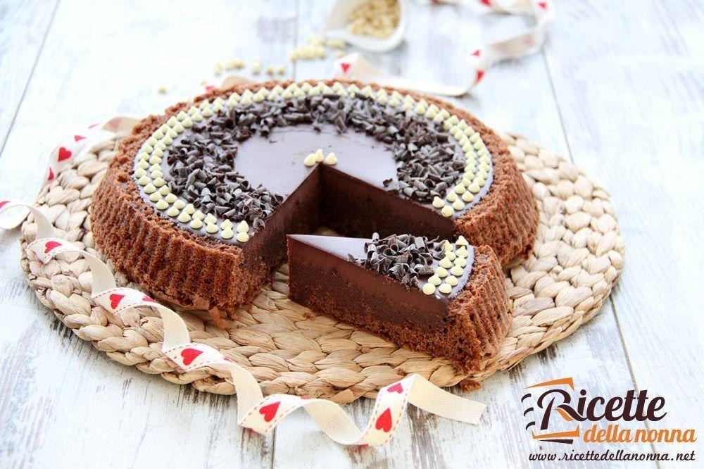 Torta lindt ricette della nonna for Ricette torte semplici
