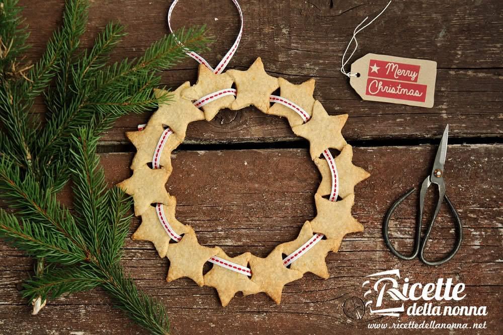 Biscotti Di Natale Tedeschi Ricetta.Biscotti Di Natale Facili E Veloci Ricette Della Nonna